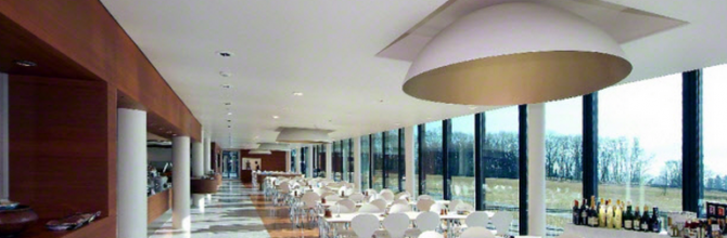 11a càpsula d'acústica de locals comercials