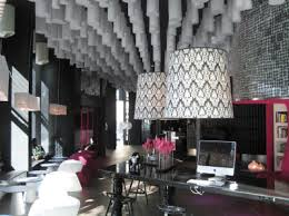 III cápsula de acústica de locales comerciales